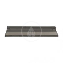 Laufen Polička na stěnu - standardní provedení, barva kouřová H3853300850001