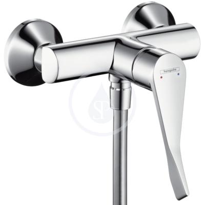 Páková sprchová baterie s prodlouženou rukojetí, chrom