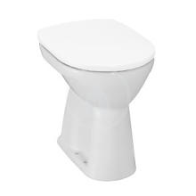Laufen Stojící WC, 470x360 mm, s LCC, bílá H8259574000001