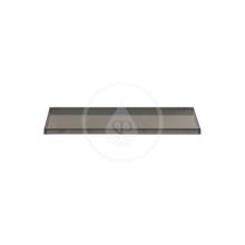 Laufen Vanová polička - standardní provedení, barva kouřová H3853320850001