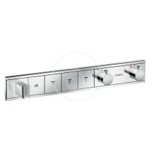 Hansgrohe RainSelect Baterie pod omítku pro 4 spotřebiče, chrom 15357000