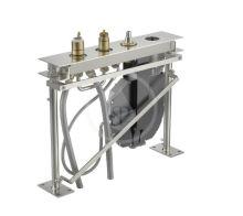 Hansa Montážní těleso pro vanovou baterii, 4-otvorová instalace 53020300