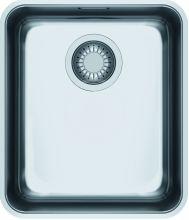 Franke Aton Dřez ANX 110-34, 370x430 mm, nerez 122.0204.647