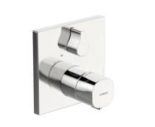 Hansa Living Termostatická sprchová baterie pod omítku, chrom 81139562