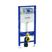 Geberit Duofix Montážní prvek pro závěsné WC, 112 cm,splachovací nádržka pod omítku Omega 12 cm 111.060.00.1