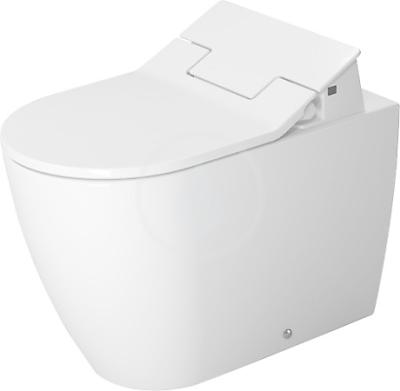 Stojící WC pro SensoWash, s HygieneGlaze, alpská bílá