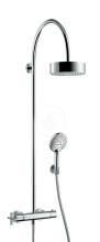 Axor Sprchová souprava Showerpipe s termostatem, chrom 39670000