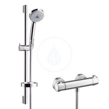 Hansgrohe Ecostat 1001 SL Sprchový set s termostatem, s ruční sprchou Croma 100 Multi, chrom 27086000