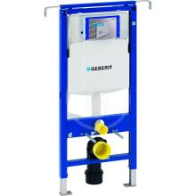 Geberit Duofix Montážní prvek pro závěsné WC, 112 cm, splachovací nádržka pod omítku Sigma 12 cm, k instalaci mezi boční stěny 111.355.00.5