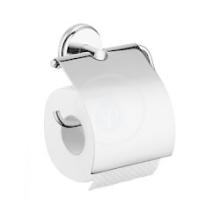 Držák role toaletního papíru, chrom