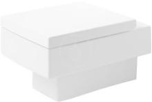 Duravit Vero Závěsný klozet 370mm x 540mm, bílý 2217090064