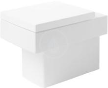 Stojící klozet 370 x 570, bílý