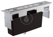 Grohe Montážní tělesa Montážní těleso pro baterie na okraj vany, 4/5-otvorová instalace 29037000