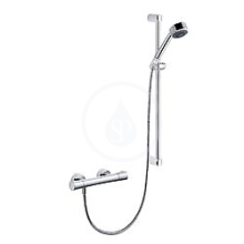 Kludi Zenta Shower Duo, sprchová souprava, chrom 6057605-00