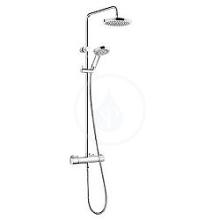 Kludi Dual Shower System, sprchová souprava, chrom 6609505-00