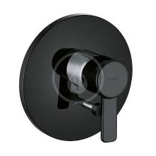 Kludi Vanová baterie pod omítku, černá/chrom 386608675