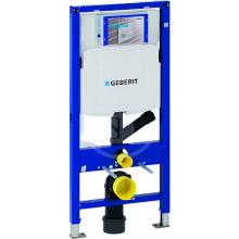 Geberit Duofix Montážní prvek pro závěsné WC, 112 cm, se splachovací nádržkou pod omítku Sigma 12 cm, pro odsávání zápachu 111.364.00.5