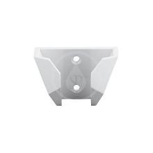 Kludi Nástěnný držák sprchy, bílá 83006810-00