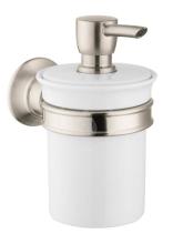Axor Dávkovač tekutého mýdla, kartáčovaný nikl 42019820
