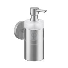 Dávkovač tekutého mýdla, kartáčovaný nikl