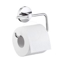 Držák role toaletního papíru, kartáčovaný nikl