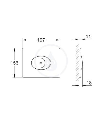 METALIA 55014.0 - dřezová stojánková baterie