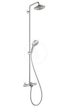 Hansgrohe Raindance Select Sprchový set S 240 1jet Showerpipe s vanovým termostatem, chrom 27117000