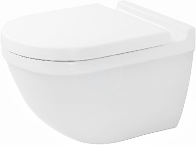 Závěsné WC, bílá