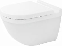 Duravit Starck 3 Závěsné WC, s WonderGliss, bílá 22250900001