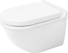 Duravit Starck 3 Závěsné WC, s WonderGliss, bílá 22260900001