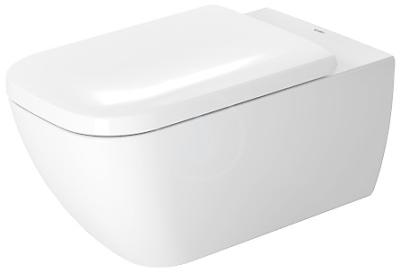 Závěsné WC, Rimless, s WonderGliss, alpská bílá