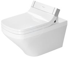 Duravit DuraStyle Závěsné WC pro SensoWash, bílá 2537590000