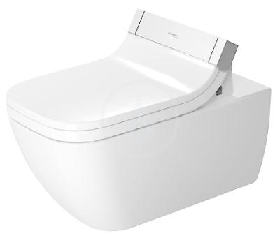 Závěsné WC pro SensoWash, Rimless, s WonderGliss, alpská bílá