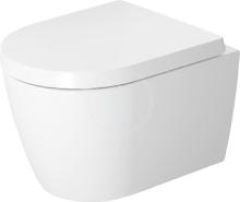 Závěsné WC Compact, Rimless, alpská bílá