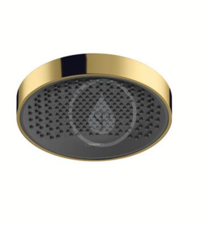 Horní sprcha 250, 1jet, leštěný vzhled zlata