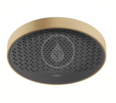 Horní sprcha 360, 1jet, kartáčovaný bronz