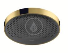 Hansgrohe Rainfinity Horní sprcha 360, 1jet, leštěný vzhled zlata 26231990
