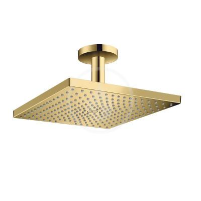 Horní sprcha E 300, 1jet, leštěný vzhled zlata
