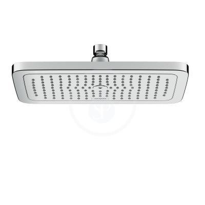 Horní sprcha E 280, 1jet, EcoSmart, chrom