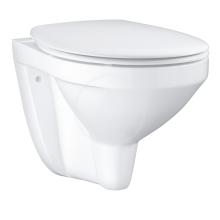 Závěsné WC se sedátkem softclose, alpská bílá