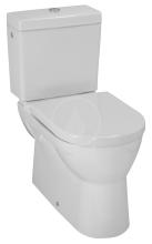 Laufen Pro WC kombi mísa, 670x360 mm, s LCC, bílá H8249594000001