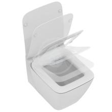 Ideal Standard Strada II Závěsné WC s ultra plochým sedátkem, Aquablade, bílá T359601