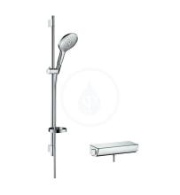 Hansgrohe Raindance Select S Sprchový set s termostatem, 150 mm, 3 proudy, chrom 27037000