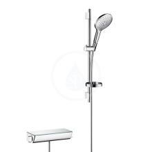 Hansgrohe Raindance Select S Sprchový set s termostatem, 150 mm, 3 proudy, chrom 27036000