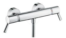 Hansgrohe Ecostat Comfort Termostatická sprchová baterie Care, prodloužené rukojeti, chrom 13117000