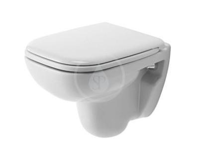 Závěsné WC Compact, alpská bílá