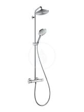 Hansgrohe Raindance Sprchový set S 240 s termostatem, 1 proud, chrom 27115000
