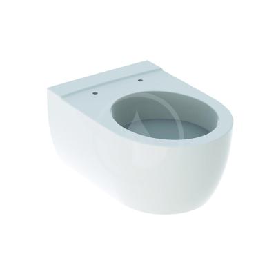 Závěsné WC, 355x530 mm, bílá