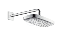 Hansgrohe Raindance Select E Horní sprcha 300, 2 proudy, sprchové rameno 390 mm, chrom 27385000