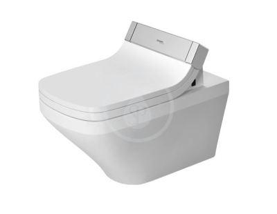 Závěsné WC pro SensoWash, Rimless, s HygieneGlaze, alpská bílá